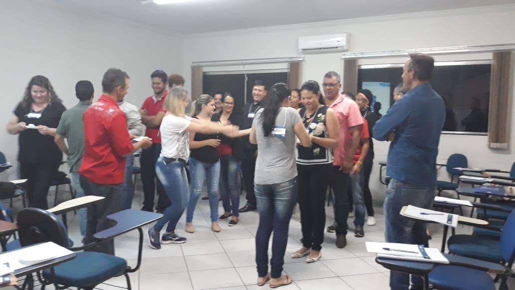 Sala do Empreendedor de Goioerê em parceria com o Sebrae  realizou a oficina de capacitação Sei Empreender.