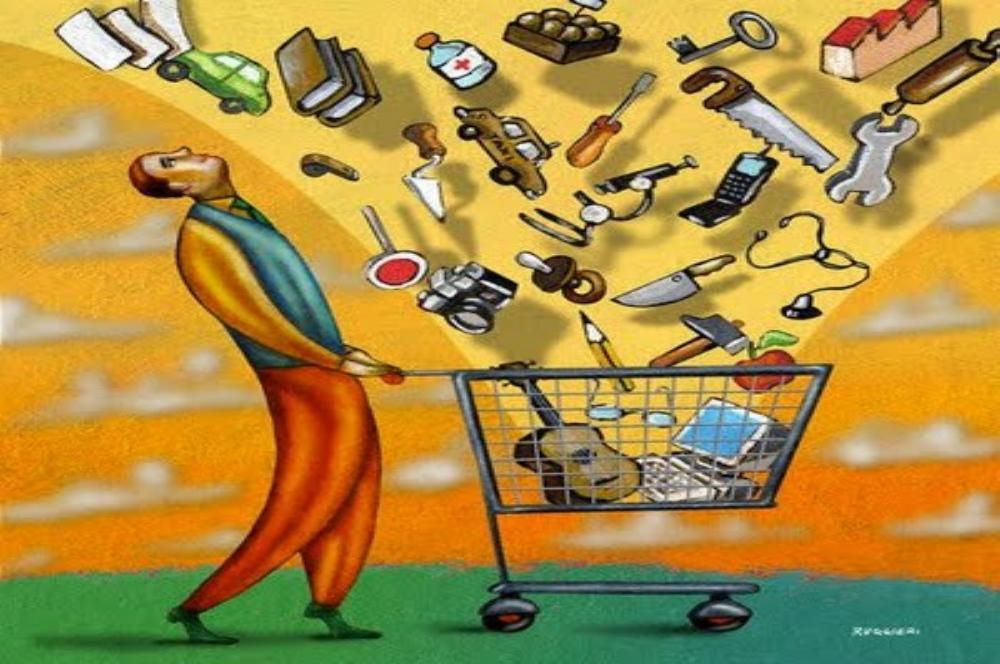"""""""Sociedade Espetáculo"""": A economia de consumo"""