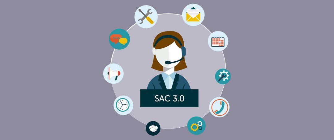 Qual a importância da tecnologia SAC 3.0 para o varejo?