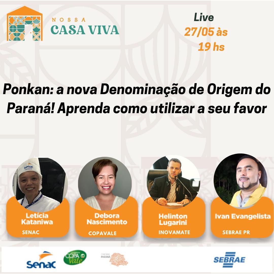 Ponkan: A Nova Denominação de Origem do  Paraná! Aprenda como utilizar a seu favor