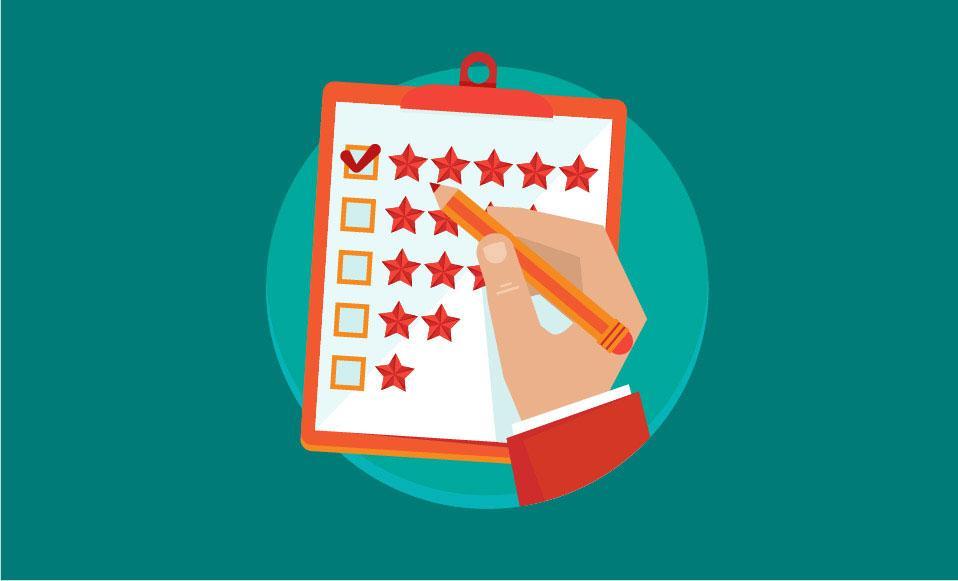 Saiba como avaliações, positivas e negativas, são importantes para sua empresa