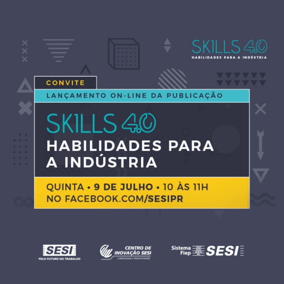 Skills 4.0: Habilidades para a Indústria