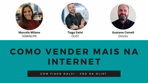 Como vender mais na internet - Live com Tiago Dalvi