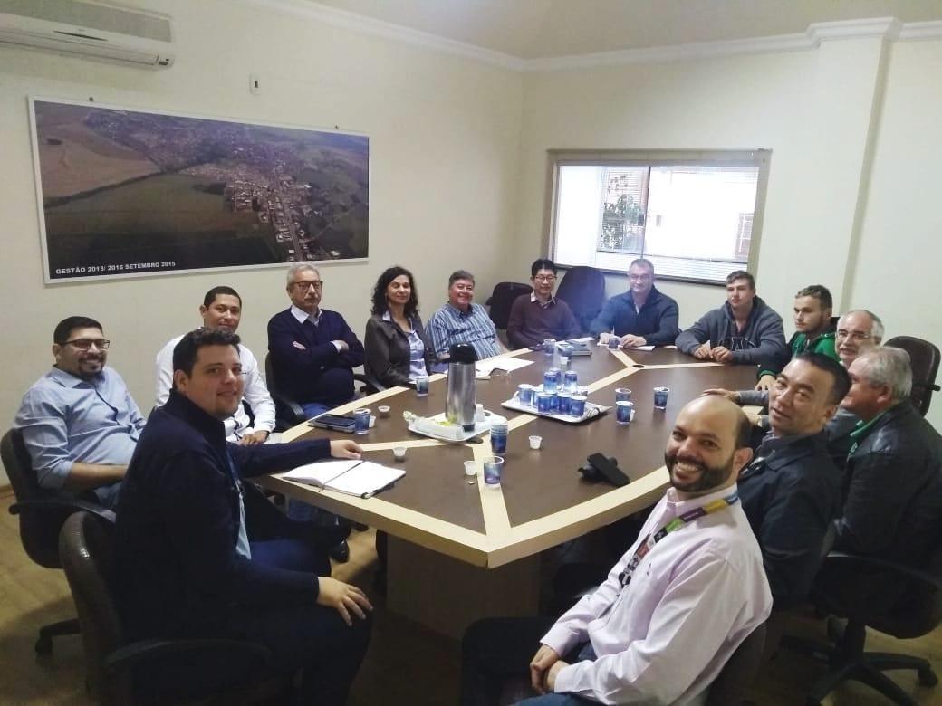 Reunião do Comitê Gestor programa Cidade Empreendedora - PA Astorga
