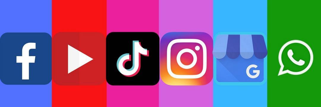 Redes sociais - o que publicar em cada uma delas?