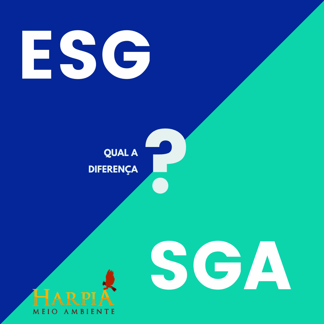 """Gestão para a Sustentabilidade: Qual é a diferença entre """"ESG"""" e """"SGA""""?"""