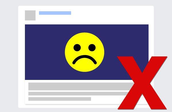 O Facebook não aprovou meu anúncio. E agora?