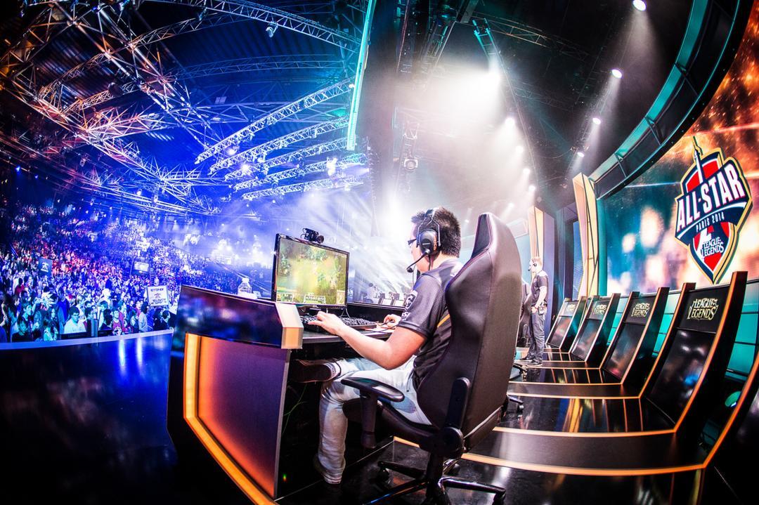 Mercado de games: uma febre mundial