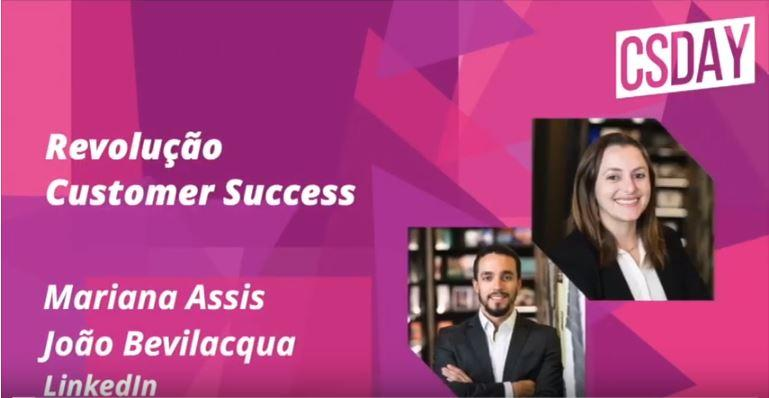Revolução do Customer Success - LinkedIn (Vídeo)