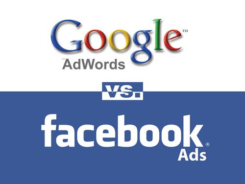 Facebook Ads x Google Adwords. Quem vence essa batalha?