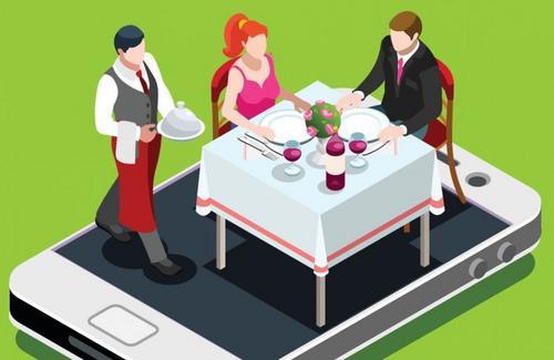 Mudanças nos negócios: a transformação digital nos bares e restaurantes