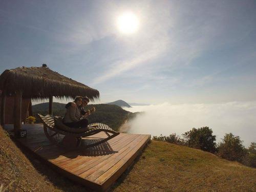 Mirante 45 - Chalé de montanha mais desejado do Brasil