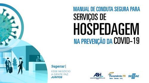 Manual de Conduta Segura para Serviços de Hospedagem na Prevenção da COVID-19