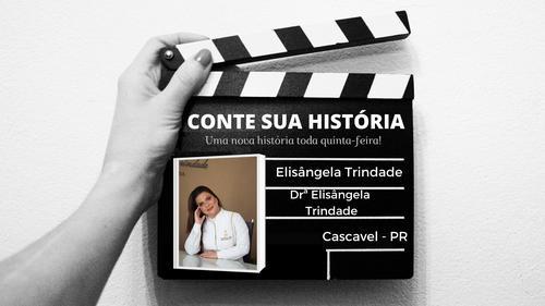 Empresária Elisângela Ap. Rodrigues Trindade Damian no CONTE SUA HISTÓRIA!