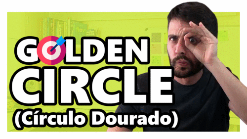 GOLDEN CIRCLE: A teoria do círculo dourado de Simon Sinek