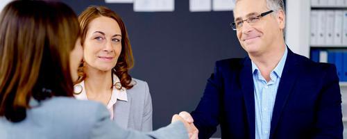 Infográfico - Cinco dicas quentes para prospectar clientes