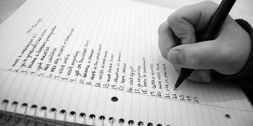 Pós COVID-19, faça uma lista!