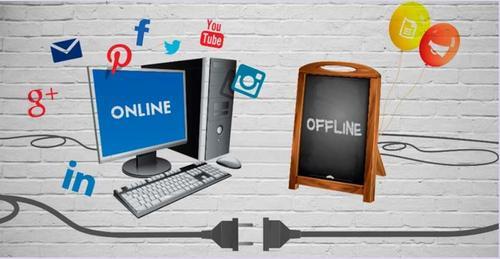 Conectando o online e o offline para expandir sua marca