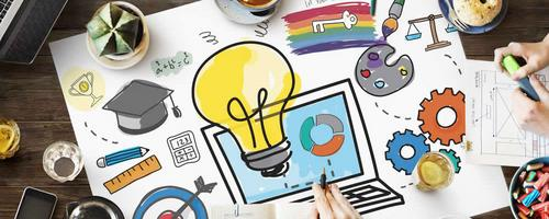 Os 10 pilares da inovação e da criatividade para sua empresa