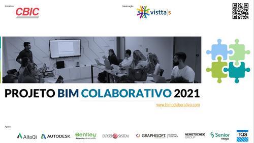 Participe do Projeto BIM Colaborativo 2021