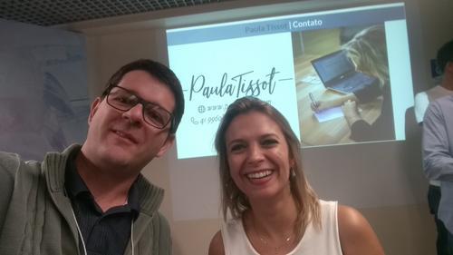 Treinamento liderança com Paula Tissot - Operação Startup SEBRAE 2019