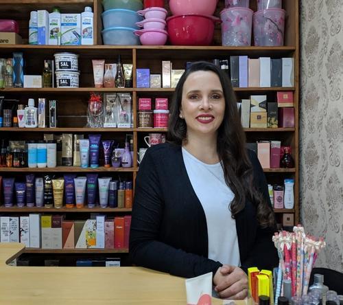 Empreendedora inova e aumenta faturamento com cosméticos durante a crise