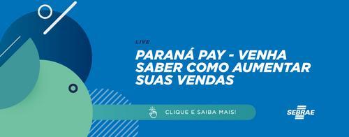 [Vídeo] Você já conhece o Paraná Pay?