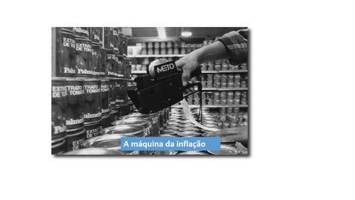 O atual contexto econômico e financeiro, a inflação e as empresas.