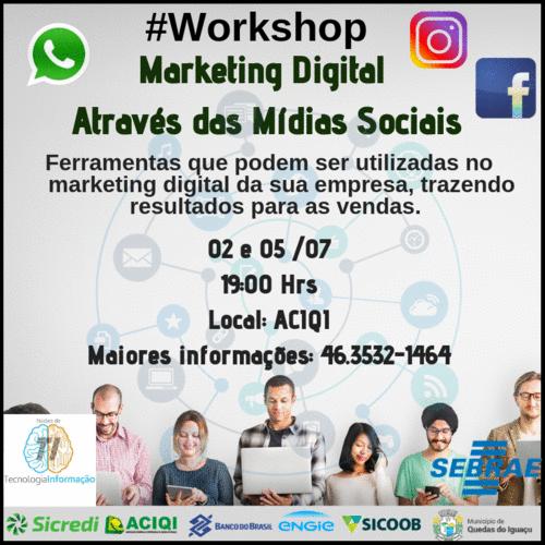 Marketing Digital Através das Mídias Sociais