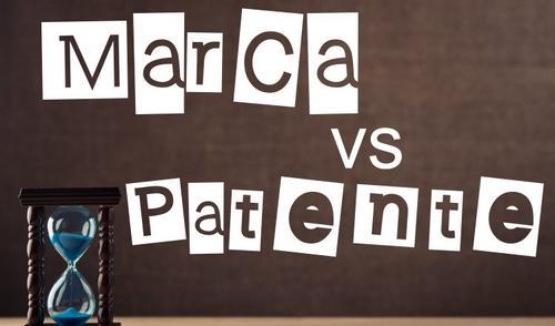 Qual a diferença entre marca e patente?