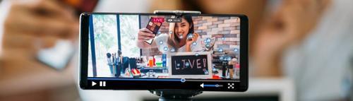 Live commerce é uma grande tendência ao varejo digital