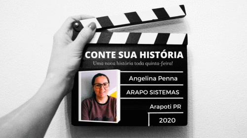 Empresária Angelina Maria Penna no CONTE SUA HISTÓRIA!