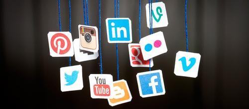 Saturação das redes sociais