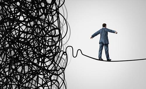 Boas ideias podem surgir do caos?