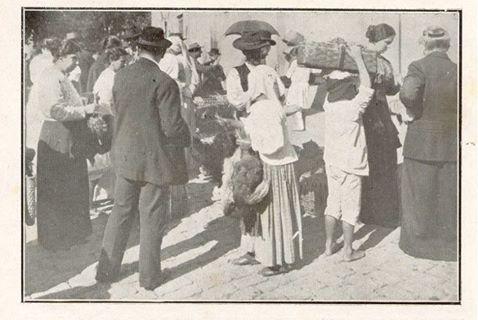 Dia do Feirante/ Feiras Livres: 106 Anos