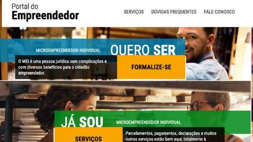 A partir do dia 04 de dezembro de 2020, o Portal do Empreendedor terá novo visual e endereço.