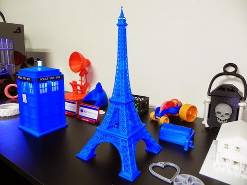 Como resolver o dilema entre Impressoras 3D e Propriedade Intelectual?