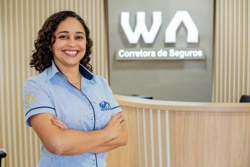 [Série] Sua história inspira a minha - Aletéia Machado de Oliveira – WA Corretora de Seguros