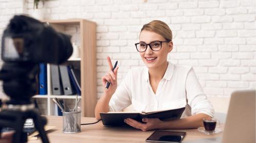 Como se tornar um professor online