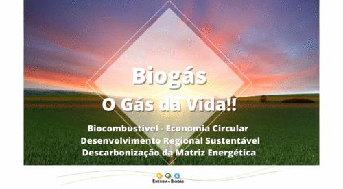 Conceito de Biogás