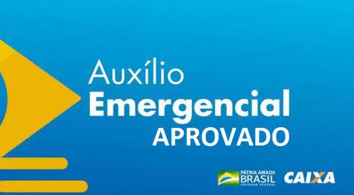 Meu Auxílio Emergencial de R$600,00 foi aprovado. E agora?