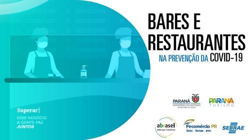 Prevenção à COVID-19 para Bares e Restaurantes