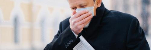 Crise Covid-19 - Ao persistirem os sintomas, procure um Especialista