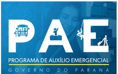 PAE - MEIs e MEs podem se cadastrar para requisitar auxílio emergencial do Governo do Paraná