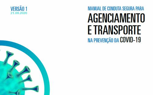 Manual de Conduta Segura para o Agenciamento e Transporte na Prevenção da COVID-19