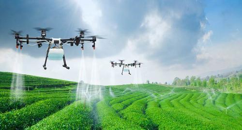 Agricultura de precisão: VANTs e o mapeamento aéreo