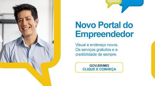 O Portal do Empreendedor Muda e Ganha Novo Endereço