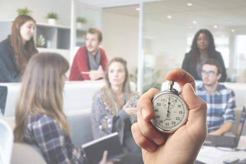 Saber gerir o tempo, para saber gerir as finanças.