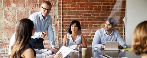 Oito dicas para tornar sua reunião produtiva