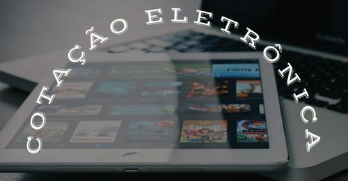 Cotação Eletrônica - Como Participar
